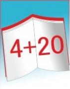 Katalog lub broszura A4, ilość stron: 24