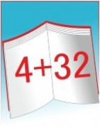 Katalog lub broszura A4, ilość stron: 36
